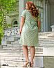 Легке жіноче плаття літнє розміри 50-54, фото 2