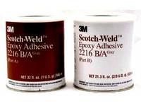 Эпоксидный клей 2216 Grey для склеивания металлов