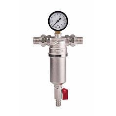 """Фильтр самопромывной SD Forte 3/4"""" для воды SF127W20"""