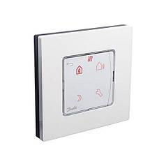 Кімнатний термостат Danfoss Icon Programmable зовнішній з дисплеєм (088U1020)