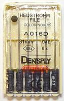 H-File 31мм, уп.6шт, №040, Dentsply Maillefer