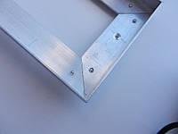 Обрамлення для придверних решіток та килимів