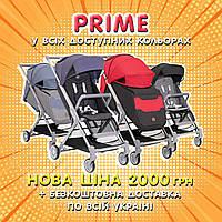 Детская прогулочная коляска BabyZz Prime