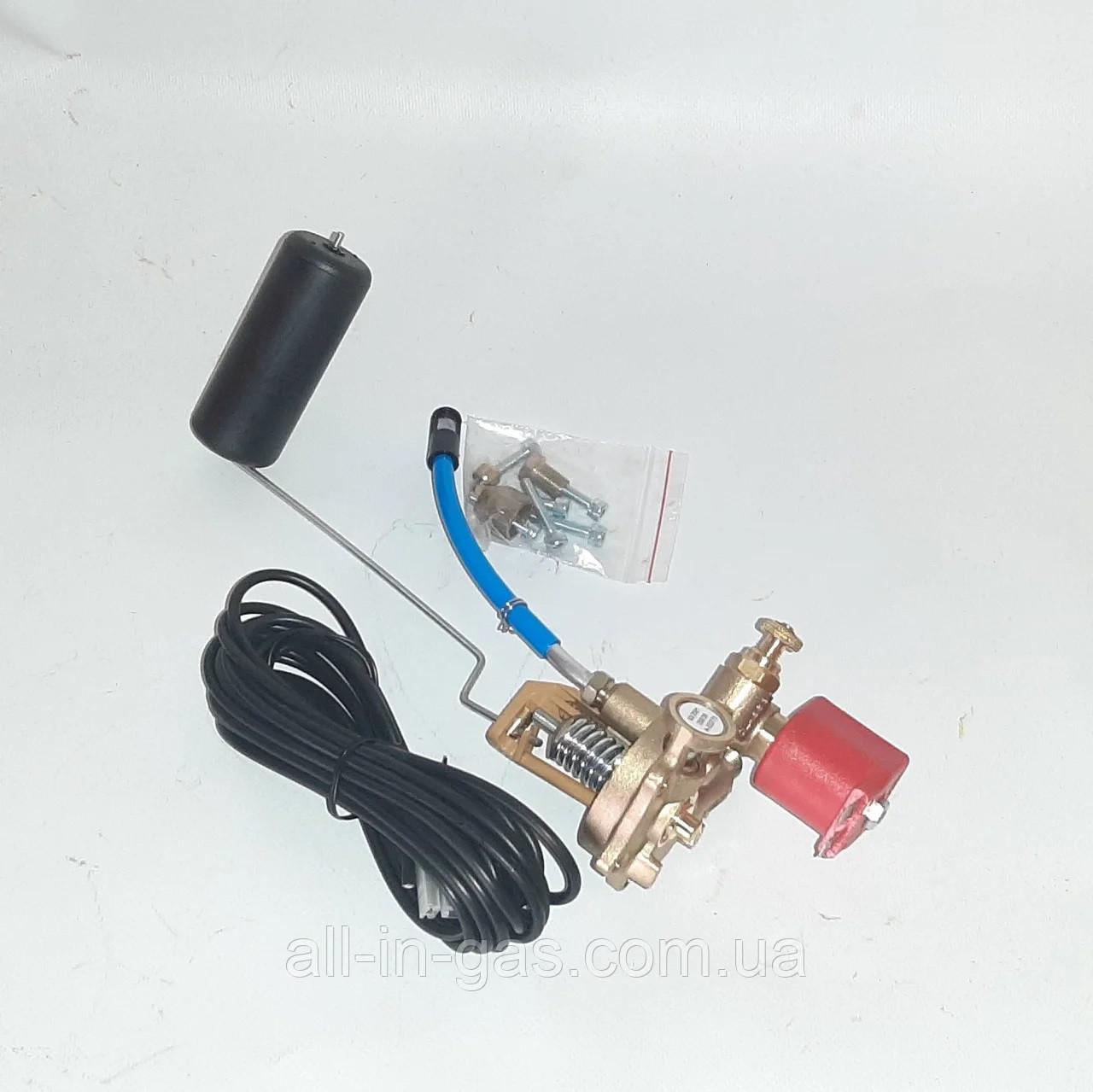 Мультиклапан AstarGas циліндричний 400/30 з котушкою M00021 AstarGas