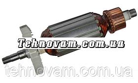 Якорь на болгарку DWT 125 LV  завод