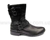 Р. 37 Распродажа! Подростковые демисезонные ботинки сапоги B&G №0257W, фото 1