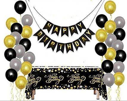 Фотозона з повітряних кульок для дня народження + скатертину, гірлянда