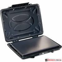 Pelican 1085CC Hardback Laptop Computer Case with Laptop Liner - Black (1080-023-110), фото 1