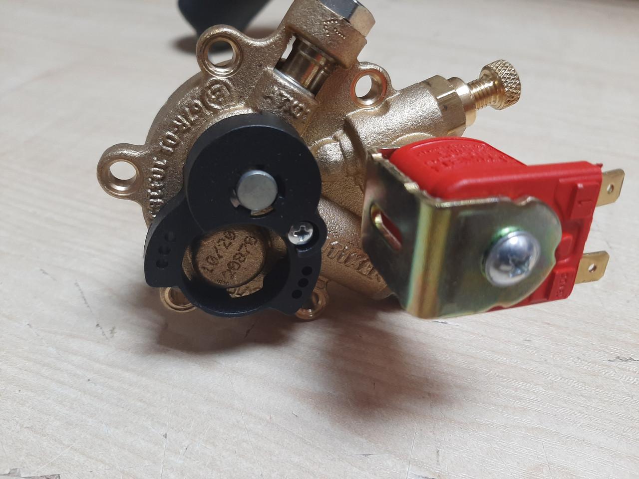 Мультиклапан Atiker ТОР зовнішній 200/205 /0 з котушкою M00026 Atiker