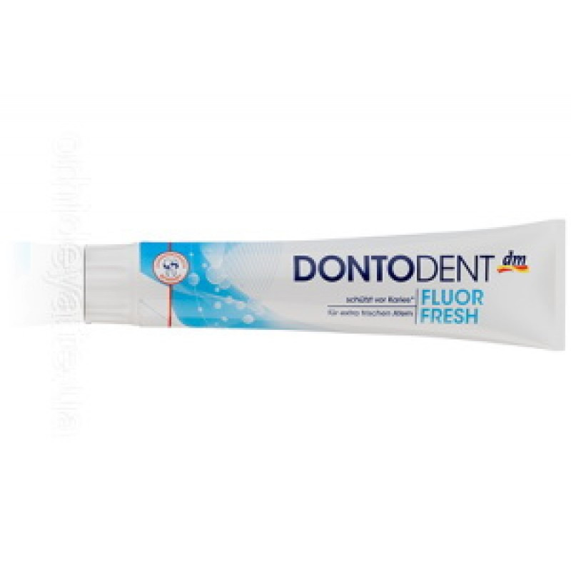 Зубная паста Dontodent Fluor Fresh