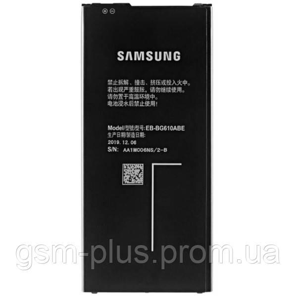 Аккумулятор samsung j6 plus 2018 sm-j610, j4 plus sm-j415, sm-g610, eb-bg610abe (3300mah)