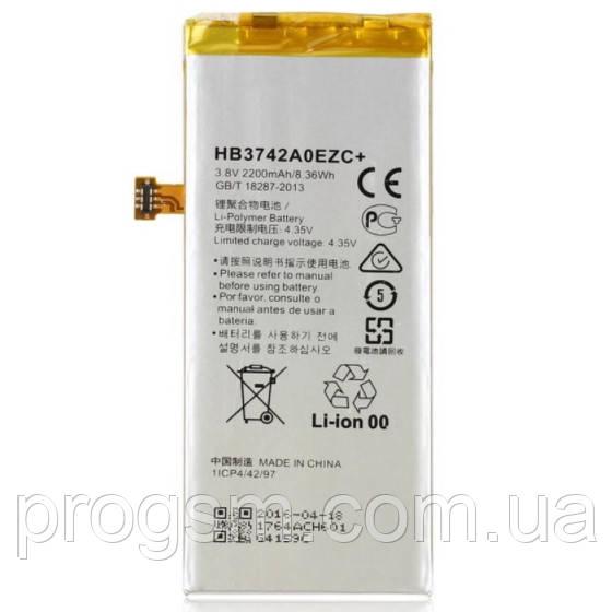 Аккумулятор Huawei P8 Lite Hb3742A0Ezc+ (2200Mah)
