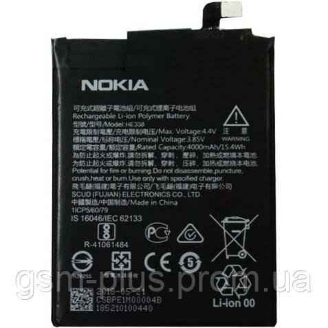 Акумулятор Nokia 2 HE338 (4000 mAh)