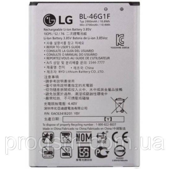 Аккумулятор LG BL-46G1F (2800 mAh) K10 (2017), M250, X400