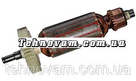 Якорь на болгарку DWT 125 SL завод