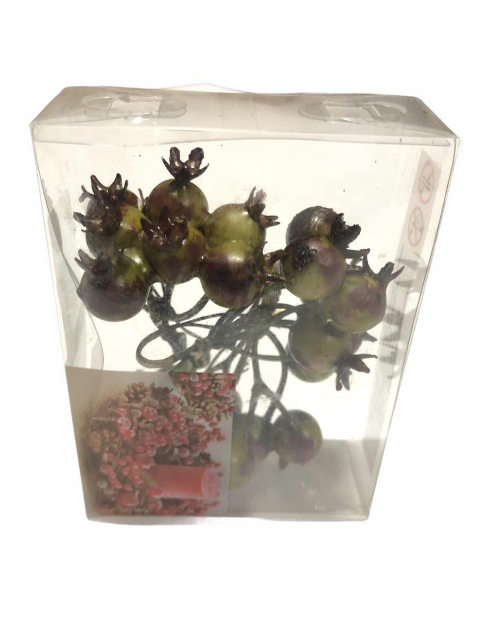 Искусственная гроздь ягод EDEKA