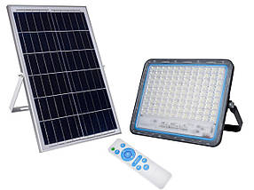 Прожектор LED FOYU на сонячній батареї 200 Вт ! Мега потужний Використовується зовні і всередині приміщення !