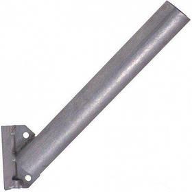Кронштейн металевий, 30 градусів, діаметр 50 мм