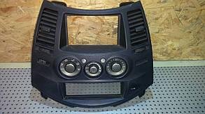 Накладка центральной консоли MN157315 с дефлекторами MN134302VB, MN134303VB 999616 Grandis Mitsubishi