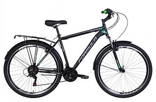 "Велосипед міської 26"" Formula Magnum 2021 рама 19"" чорно-зелений"