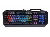 Ігрова клавіатура Maxxter KBG-201-UL, фото 1