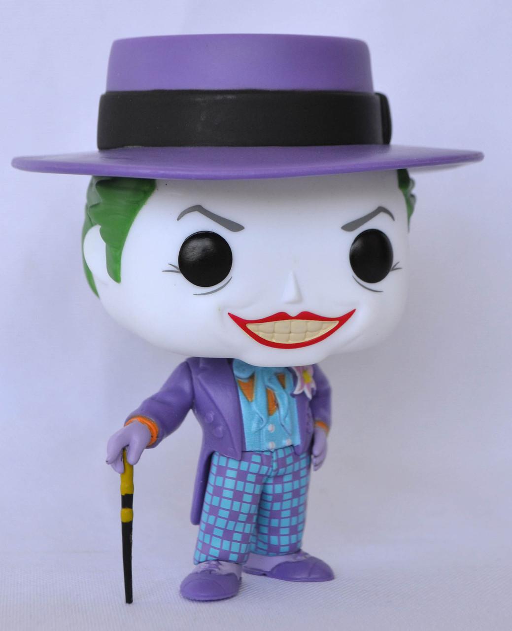 "Колекційна фігурка FUNKO POP! серії ""Batman 1989"" - Joker with Hat with Chase"