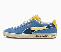 Оригинальные кроссовки PUMA Suede Classic x BLACK FIVES (38195701), фото 1
