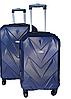 Маленький дорожный четырехколесный пластиковый чемодан, Ручная кладь, фото 2