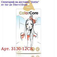 Олівці 12 кольорів круглі d = 4, 0 + 1 графітний НВ,  ColorCore (new),  Marco