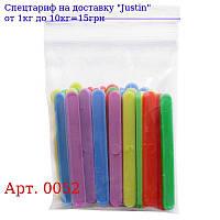 Счетные палочки (в мешочке,  упак, №2)