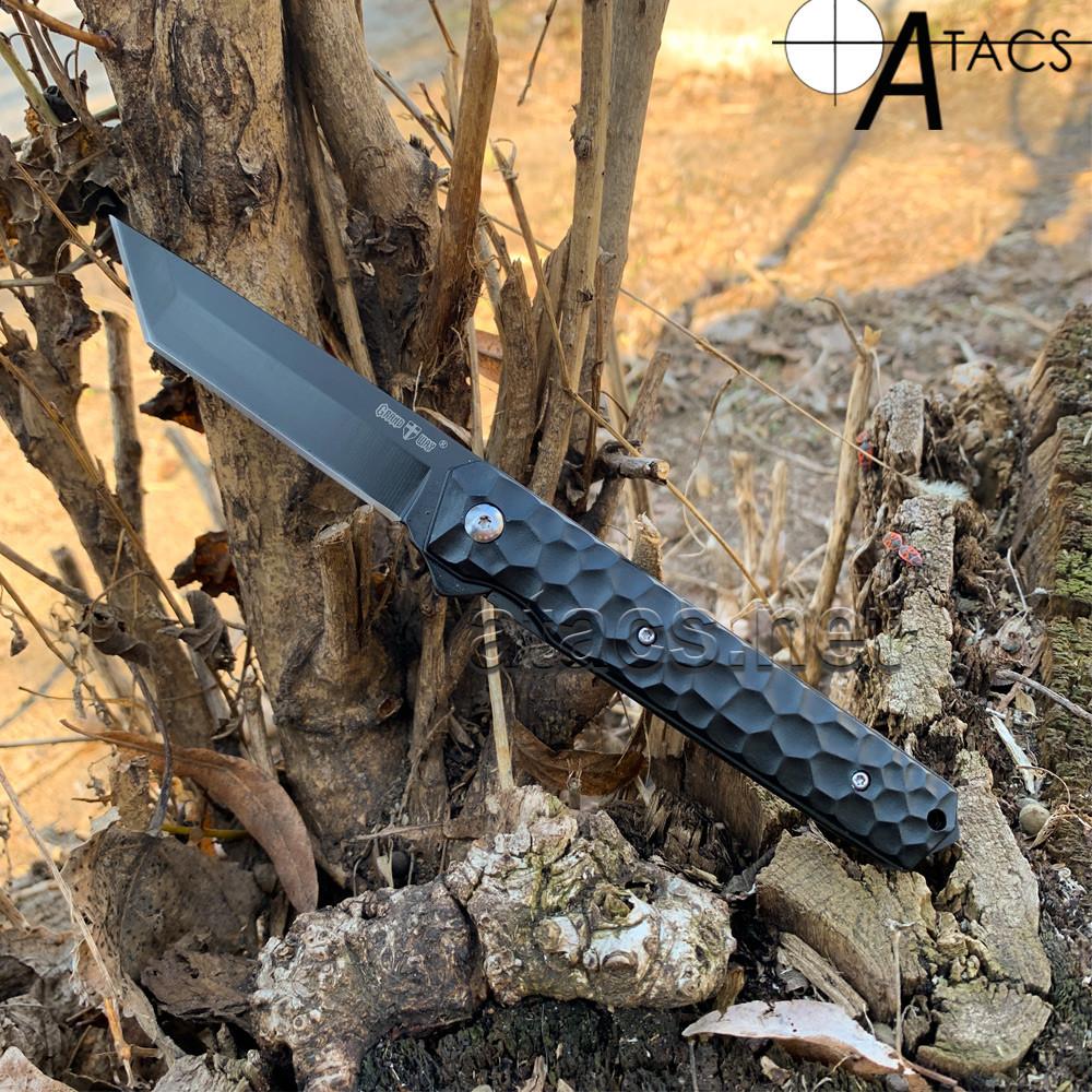 Нож складной клинок в форме танто