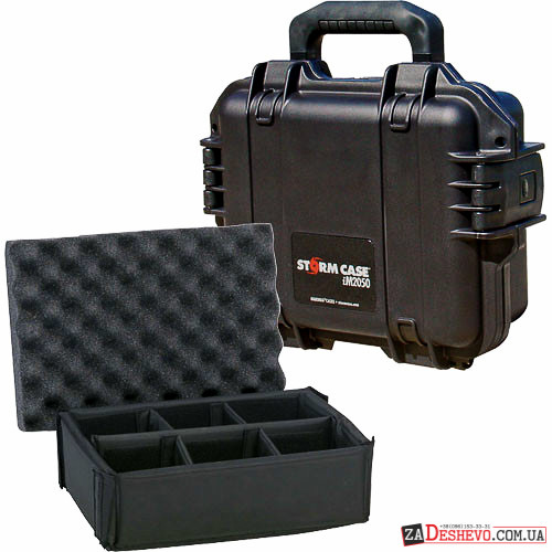 Pelican iM2050 Storm Case with Padded Dividers (IM2050-00002)