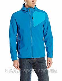 Мужская куртка Spyder Men's Patsch Jacket, Concept Blue/Electric Blue, M размер