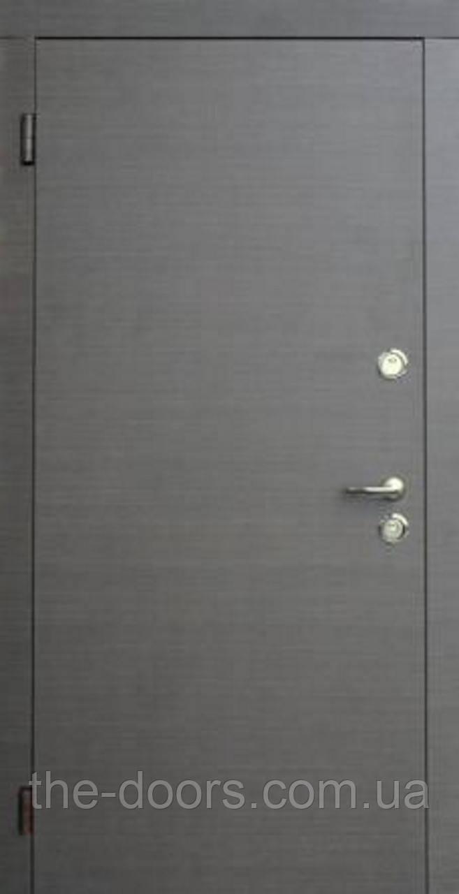 Двери Форт-М Трио Гладь