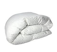 Ковдра  полуторна 155х210см|100% пух|Одеяло касетное