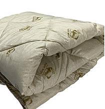Ковдра полуторна 150х210см|Pure Wool/Овеча шерсть|Лері&Макс|Одеяло на овчине
