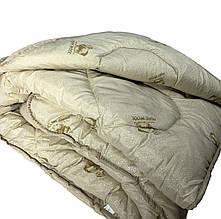 Ковдра двуспальна Євро 200х215см|Pure Wool/Овеча шерсть|Лері&Макс|Одеяло на овчине
