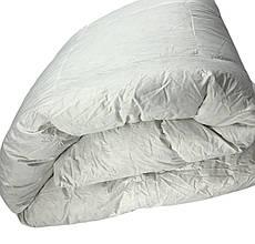 Ковдра  двуспальна 172х210см|100% пух|Одеяло касетное