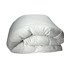 Ковдра  двуспальна Євро 200х220см|100% пух|Одеяло касетное