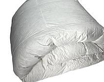 Ковдра  полуторна 155х210см| 50% пух,50% перо|Одеяло пуховое, фото 3