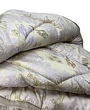 Ковдра двуспальна 180х210см|Холлофайбер/Одеяло Лері&Макс|Одеяло на холлофайбере