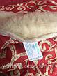 Ковдра двуспальна Євро 200х215см Відкрите хутро Овеча шерсть Лері&Макс Ковдру на овчині, фото 4