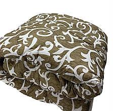 Ковдра двуспальна  180х210см|Овеча шерсть|Лері&Макс|Одеяло на овчине