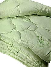 Ковдра полуторна 150х210см|Ковдра Bamboo/Одеяло бамбук|Лері&Макс/Ковдра бамбук / Ковдра стьобана