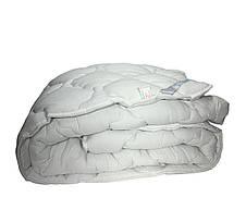 Ковдра полуторна 150х210см Холлофайбер/Одеяло Лері&Макс Одеяло на холлофайбере, фото 3
