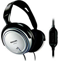 Навушники Philips SHP2500 Over-Ear Black/Silver