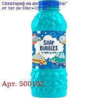 500102 Мильні бульбашки,  Транспорт (об'єм 450 мл) 16шт / упак