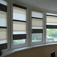 Рулонные шторы BESTA UNI ткань А810