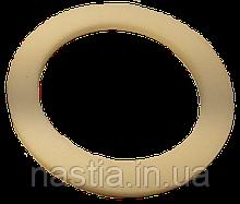 Тефлонова біла кругла прокладка 58х43х3 Асторія