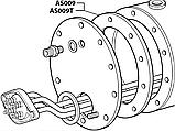 AS009T Ущільнювач тефлоновий(на бойлер, 11 отворів), Astoria, фото 2